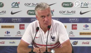 Deschamps salue l'initiative de Le Graët !