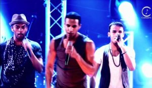 JLS - One Shot (Official live)