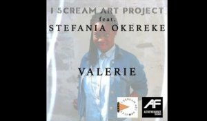 Stefania Okereke  Ft. I Scream Art Project - Valerie (cover)
