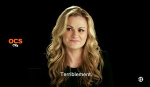 Anna Paquin (Sookie) dit au revoir aux fans de True Blood - True Blood saison finale chaque lundi 20.40 sur OCS City