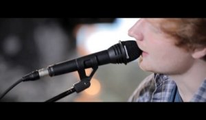 Ed Sheeran - Thinking Out Loud - Live Deezer Session