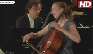 Marie-Elisabeth Hecker & Martin Helmchen  - Brahms' Sonata for cello and piano No. 1
