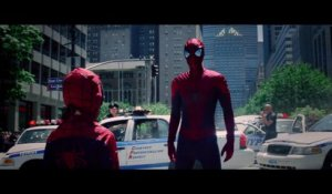 Bande-annonce : The Amazing Spider-Man : Le Destin d'un Héros - (2) VF