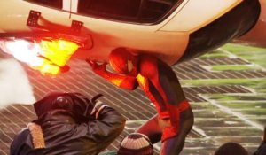 The Amazing Spider-Man : Le Destin d'un Héros - Making Of (3) VO