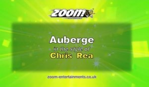 Zoom Karaoke - Auberge - Chris Rea