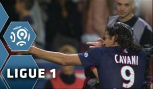 La fantastique frappe d'Edinson CAVANI (63ème) / Paris Saint-Germain - AS Saint-Etienne (5-0) - (PSG - ASSE) / 2014-15