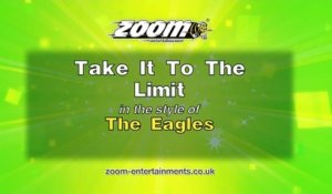 Zoom Karaoke - Take It To The Limit - The Eagles