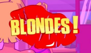 Blondes - Blonde Academy - Episode 8