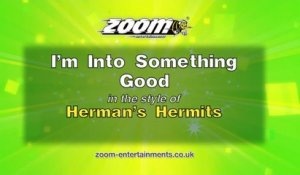 Zoom Karaoke - I'm Into Something Good - Herman's Hermits