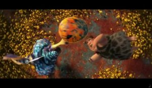 Les Croods - Bande-annonce (VOST)