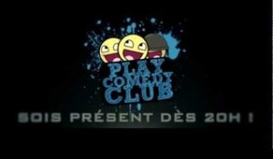LiveStream PlayComedyClub !