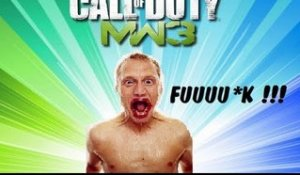 Call Of Duty MW3 - Epic Rage Quit