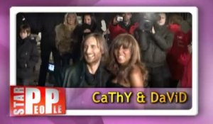 Cathy et David Guetta : Officialisation du divorce