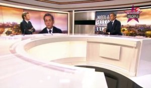 Laurent Delahousse : content de son interview avec Nicolas Sarkozy