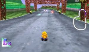 Chocobo Racing - Gameplay - psx