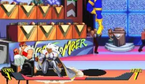 X-Men vs. Street Fighter - Gameplay - arcade