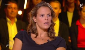 "Laure Manaudou ""je n'aime pas nager"""