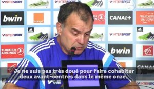 OM : le dilemme tactique de Bielsa
