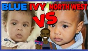 Blue Ivy vs North West - Who Would You Babysit?