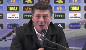 Mazzarri satisfait de la prestation de son Inter