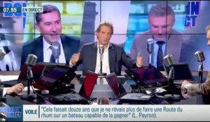 Brunet & Neumann : Poursuites contre Sarkozy : Une affaire Fillon ou une affaire Jouyet ? - 10/11