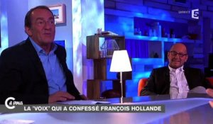 Thierry Demaizière débriefe son interview de François Hollande