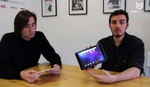 iPad 2 Air vs Nexus 9 - le comparatif de la rédaction