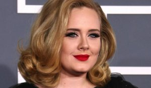 Why Adele Missed Charity Music Video Recording