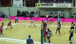 14-15 1/8 COUPE DE FRANCE - RENNES VS ARAGO DE SETE