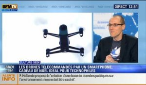 Culture Geek: Avion bionique, tapis volant... les drones contre-attaquent ! - 27/11