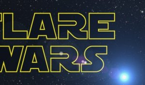 Star Wars Episode VII The Flare Awakens
