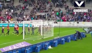Communion Virage Sud Girondins de Bordeaux