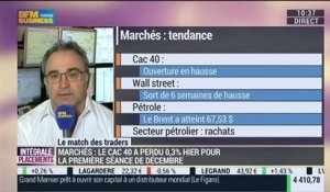 Le Match des Traders: Jean-Louis Cussac VS Romain Daubry - 02/12
