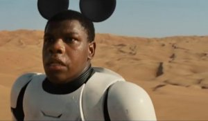 Parodie du Trailer STAR WARS The Force Awakens en mode DISNEY
