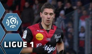 But Jérémy PIED (11ème) / EA Guingamp - Paris Saint-Germain (1-0) - (EAG - PSG) / 2014-15