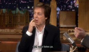 Jimmy Fallon / Paul McCartney - Emission du 18 Décembre sur MCM !joined-allRick