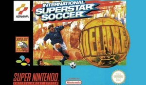 International Superstar Soccer Deluxe, l'ancêtre de PES