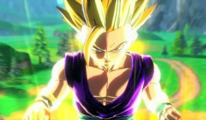 Dragon Ball Xenoverse : extraits de gameplay