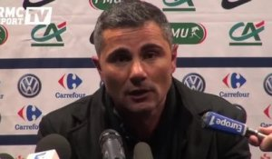 "Football / Coupe de France / Saragaglia : ""On ne voulait pas s'afficher en victimes"" - 04/01"