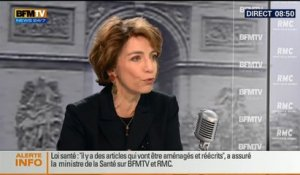 Bourdin Direct: Marisol Touraine - 06/01