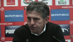 FOOT - L1 - OGCN - Puel : «On a souffert»