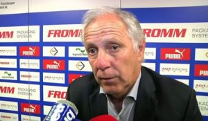 FOOT - C1 - LOSC - Girard : «On a fait le boulot»