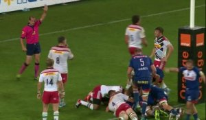 RUGBY - SUPERCRUNCH : Les temps forts de Grenoble-Harlequins