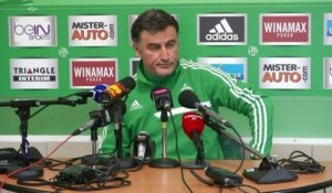 FOOT - L1 - ASSE - Galtier : «Un match important»