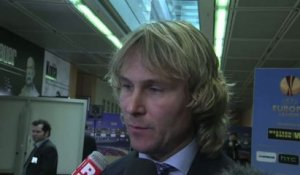 FOOT - C3 - JUV - Nedved : «On devra faire très attention»
