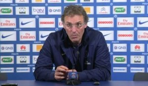 FOOT - L1 - PSG - Blanc : «A nous de faire abstraction»