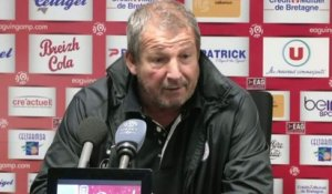 FOOT - L1 - MHSC - Courbis : «On va finir par se sauver»