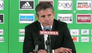 FOOT - L1 - OGCN - Puel : «Un minimum de discernement»