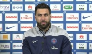 FOOT - L1 - PSG - Sirigu : «On a fait du bon boulot mais...»
