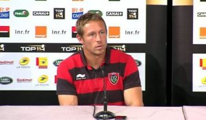 RUGBY - TOP 14 - Wilkinson : «C'est le bon moment»